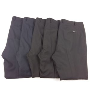 Lauren Ralph Lauren Lot/4+1 40x32 Dress Pant Wool